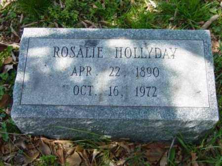 HOLLYDAY, ROSALIE - Talbot County, Maryland | ROSALIE HOLLYDAY - Maryland Gravestone Photos