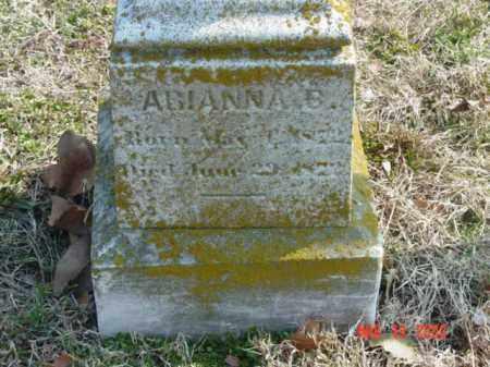 HOPKINS, ADRIANNA B. - Talbot County, Maryland   ADRIANNA B. HOPKINS - Maryland Gravestone Photos