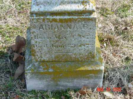 HOPKINS, ADRIANNA B. - Talbot County, Maryland | ADRIANNA B. HOPKINS - Maryland Gravestone Photos
