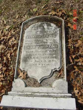 HOPKINS, SUSAN E. - Talbot County, Maryland | SUSAN E. HOPKINS - Maryland Gravestone Photos