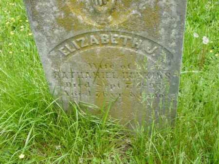 HOPKINS, ELIZABETH J. - Talbot County, Maryland | ELIZABETH J. HOPKINS - Maryland Gravestone Photos
