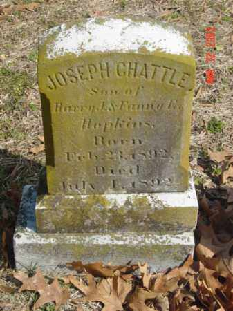 HOPKINS, JOSEPH CHATTLE - Talbot County, Maryland | JOSEPH CHATTLE HOPKINS - Maryland Gravestone Photos