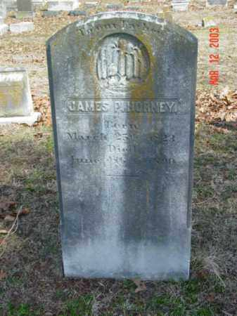 HORNEY, JAMES P. - Talbot County, Maryland | JAMES P. HORNEY - Maryland Gravestone Photos