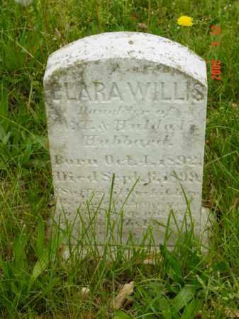 HUBBARD, CLARA WILLIS - Talbot County, Maryland   CLARA WILLIS HUBBARD - Maryland Gravestone Photos