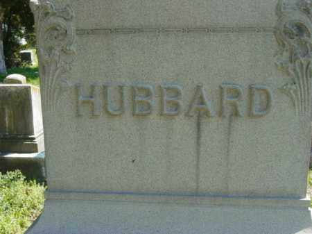 HUBBARD, FAMILY STONE - Talbot County, Maryland | FAMILY STONE HUBBARD - Maryland Gravestone Photos