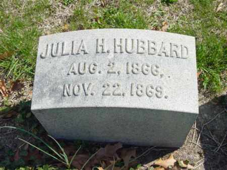HUBBARD, JULIA H. - Talbot County, Maryland | JULIA H. HUBBARD - Maryland Gravestone Photos