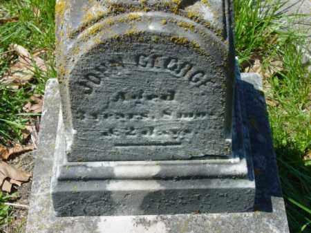 HUBBARD, JOHN GEORGE - Talbot County, Maryland   JOHN GEORGE HUBBARD - Maryland Gravestone Photos