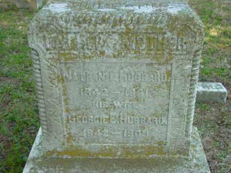 HUBBARD, NATHAN T. - Talbot County, Maryland | NATHAN T. HUBBARD - Maryland Gravestone Photos