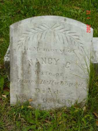 HUBBARD, NANCY C. - Talbot County, Maryland | NANCY C. HUBBARD - Maryland Gravestone Photos