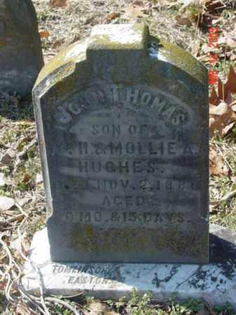 HUGHES, JOHN THOMAS - Talbot County, Maryland   JOHN THOMAS HUGHES - Maryland Gravestone Photos