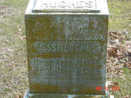 HUGHES, JESSE - Talbot County, Maryland | JESSE HUGHES - Maryland Gravestone Photos