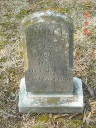 HUGHES, LILLIAN L. - Talbot County, Maryland | LILLIAN L. HUGHES - Maryland Gravestone Photos