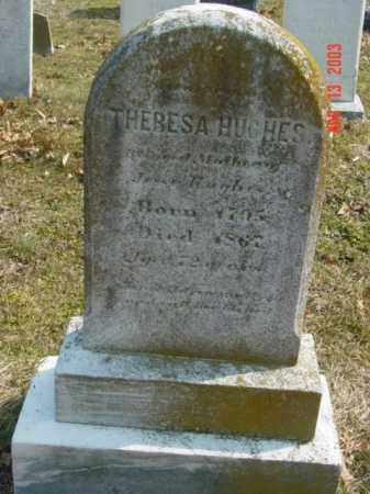 HUGHES, THERESA - Talbot County, Maryland | THERESA HUGHES - Maryland Gravestone Photos