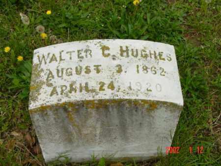 HUGHES, WALTER C. - Talbot County, Maryland | WALTER C. HUGHES - Maryland Gravestone Photos