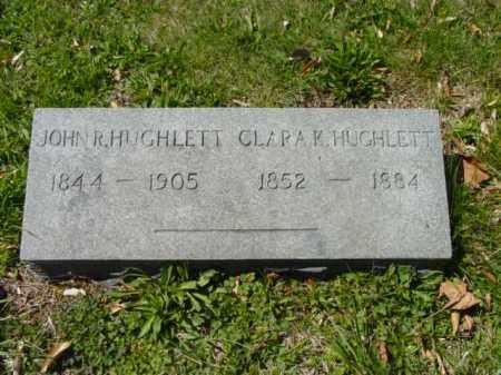 HUGLETT, CLARA K. - Talbot County, Maryland | CLARA K. HUGLETT - Maryland Gravestone Photos