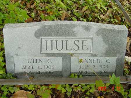 HULSE, KENNETH O. - Talbot County, Maryland | KENNETH O. HULSE - Maryland Gravestone Photos