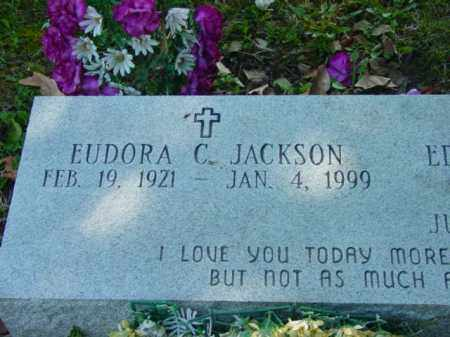 JACKSON, EUDORA C. - Talbot County, Maryland | EUDORA C. JACKSON - Maryland Gravestone Photos