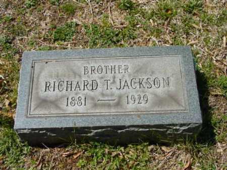 JACKSON, RICHARD - Talbot County, Maryland | RICHARD JACKSON - Maryland Gravestone Photos
