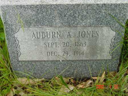 JONES, AUBURN A. - Talbot County, Maryland   AUBURN A. JONES - Maryland Gravestone Photos