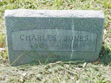 JONES, CHARLES - Talbot County, Maryland | CHARLES JONES - Maryland Gravestone Photos