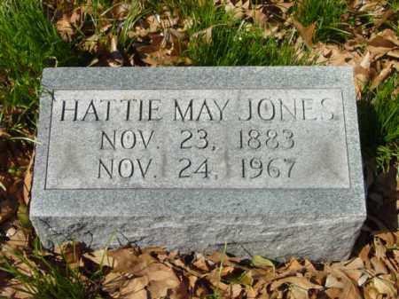 JONES, HATTIE MAY - Talbot County, Maryland   HATTIE MAY JONES - Maryland Gravestone Photos