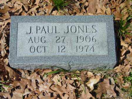JONES, J. PAUL - Talbot County, Maryland | J. PAUL JONES - Maryland Gravestone Photos