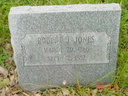 JONES, ROBERT J. - Talbot County, Maryland | ROBERT J. JONES - Maryland Gravestone Photos