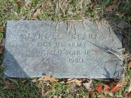 KEARNS, ALVIN LEE - Talbot County, Maryland | ALVIN LEE KEARNS - Maryland Gravestone Photos