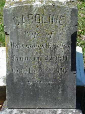 KELLEY, CAROLINE - Talbot County, Maryland   CAROLINE KELLEY - Maryland Gravestone Photos