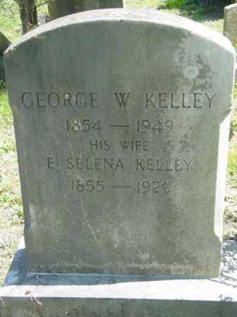 KELLEY, E. SELENA - Talbot County, Maryland | E. SELENA KELLEY - Maryland Gravestone Photos