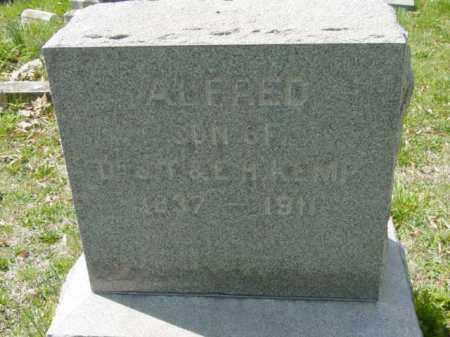 KEMP, ALFRED - Talbot County, Maryland | ALFRED KEMP - Maryland Gravestone Photos