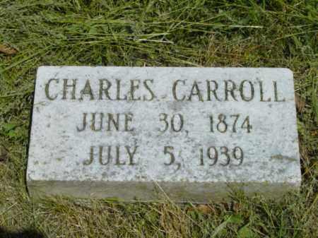 KEMP, CHARLES CARROLL - Talbot County, Maryland   CHARLES CARROLL KEMP - Maryland Gravestone Photos