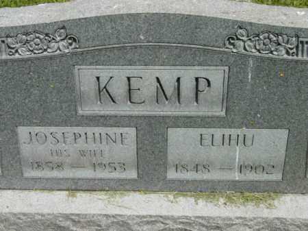 KEMP, ELIHU - Talbot County, Maryland | ELIHU KEMP - Maryland Gravestone Photos