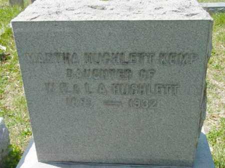 KEMP, MARTHA - Talbot County, Maryland | MARTHA KEMP - Maryland Gravestone Photos