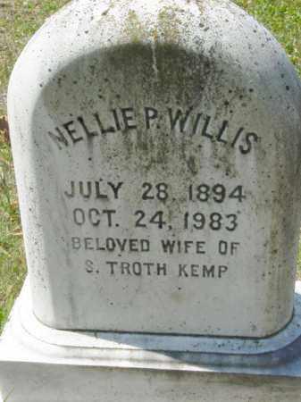 KEMP, NELLIE P. - Talbot County, Maryland   NELLIE P. KEMP - Maryland Gravestone Photos