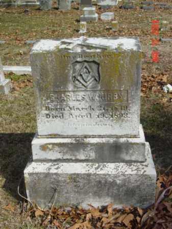 KIRBY, CHARLES W. - Talbot County, Maryland   CHARLES W. KIRBY - Maryland Gravestone Photos