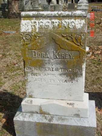 KIRBY, DORA - Talbot County, Maryland | DORA KIRBY - Maryland Gravestone Photos