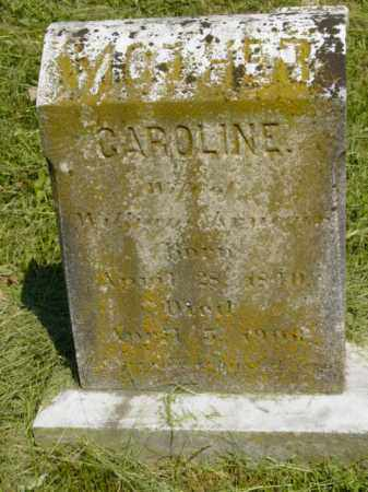 KRUEGER, CAROLINE - Talbot County, Maryland | CAROLINE KRUEGER - Maryland Gravestone Photos