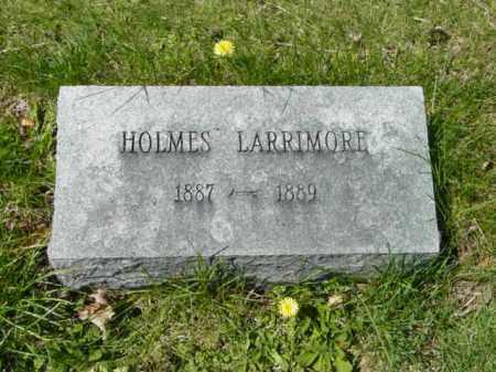 LARRIMORE, HOLMES - Talbot County, Maryland | HOLMES LARRIMORE - Maryland Gravestone Photos