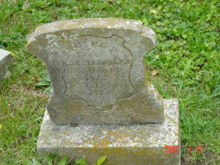 LEONARD, ROBERT MASON - Talbot County, Maryland | ROBERT MASON LEONARD - Maryland Gravestone Photos