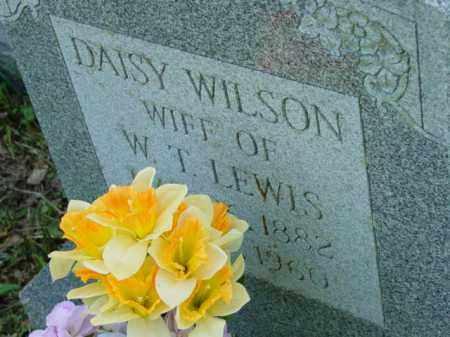 WILSON LEWIS, DAISY - Talbot County, Maryland   DAISY WILSON LEWIS - Maryland Gravestone Photos