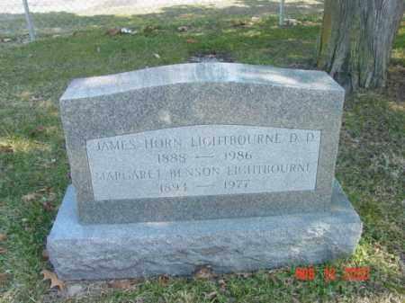 LIGHTBOURNE, MARGARET - Talbot County, Maryland | MARGARET LIGHTBOURNE - Maryland Gravestone Photos