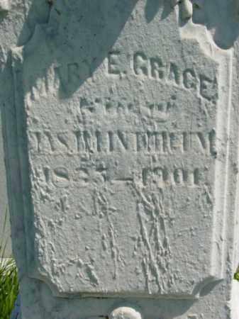 LINTHICUM, MARY E. - Talbot County, Maryland | MARY E. LINTHICUM - Maryland Gravestone Photos