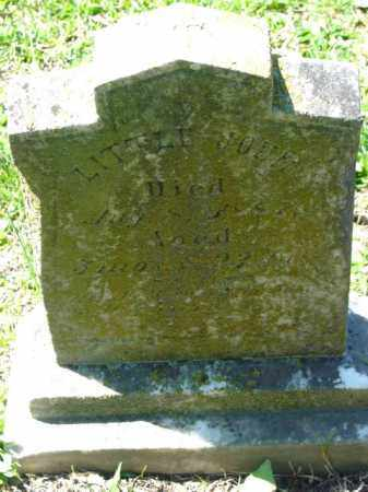 LITTLE, JOHN - Talbot County, Maryland | JOHN LITTLE - Maryland Gravestone Photos