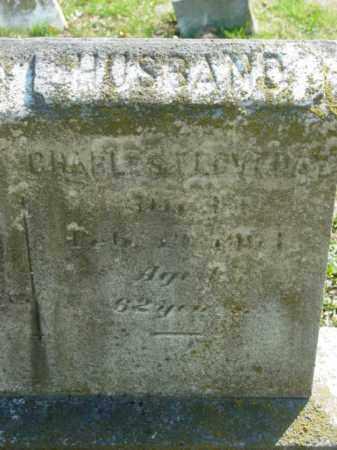 LOVEDAY, CHARLES - Talbot County, Maryland | CHARLES LOVEDAY - Maryland Gravestone Photos