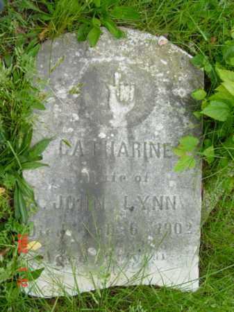 LYNN, CATHERINE - Talbot County, Maryland   CATHERINE LYNN - Maryland Gravestone Photos