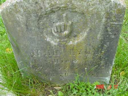 LYNN, JOHN - Talbot County, Maryland   JOHN LYNN - Maryland Gravestone Photos