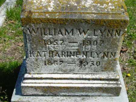 LYNN, WILLIAM W. - Talbot County, Maryland   WILLIAM W. LYNN - Maryland Gravestone Photos