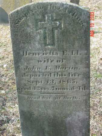 MARTIN, HENRIETTA E. - Talbot County, Maryland   HENRIETTA E. MARTIN - Maryland Gravestone Photos