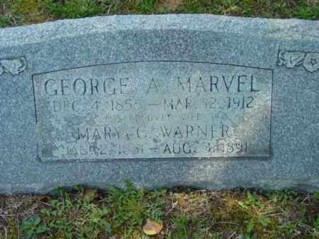 MARVEL, GEORGE A. - Talbot County, Maryland   GEORGE A. MARVEL - Maryland Gravestone Photos